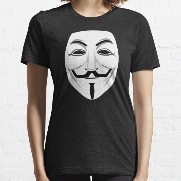 Guy Fawkes Camiseta esencial