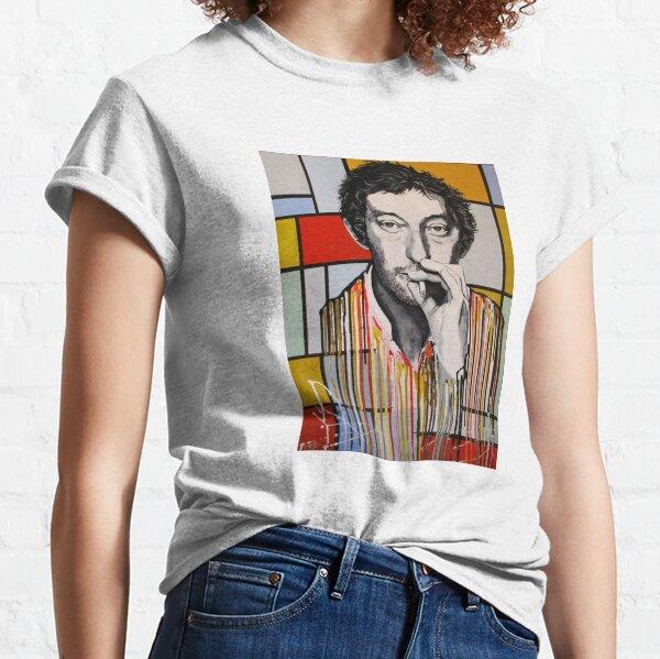 Serge Gainsbourg T-shirt classique