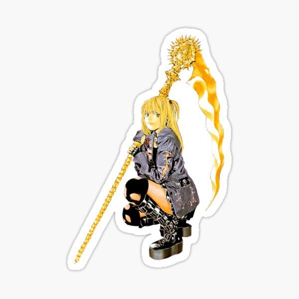 Misa  Sticker