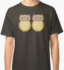 Twin Owls Classic T-Shirt