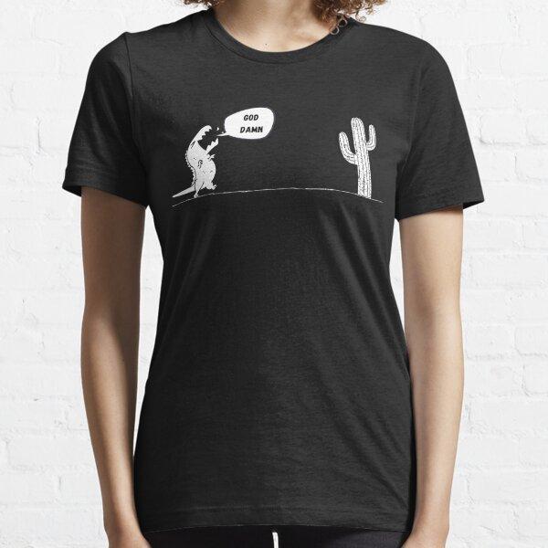 Trex Cactus Essential T-Shirt