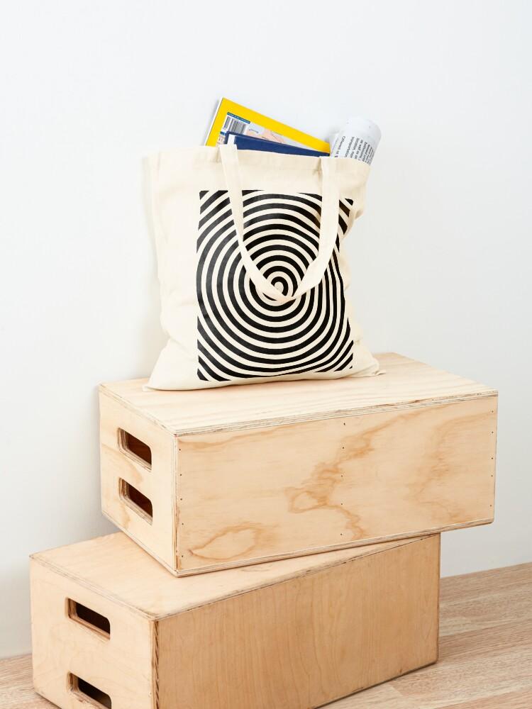 Alternate view of Spiral Tote Bag