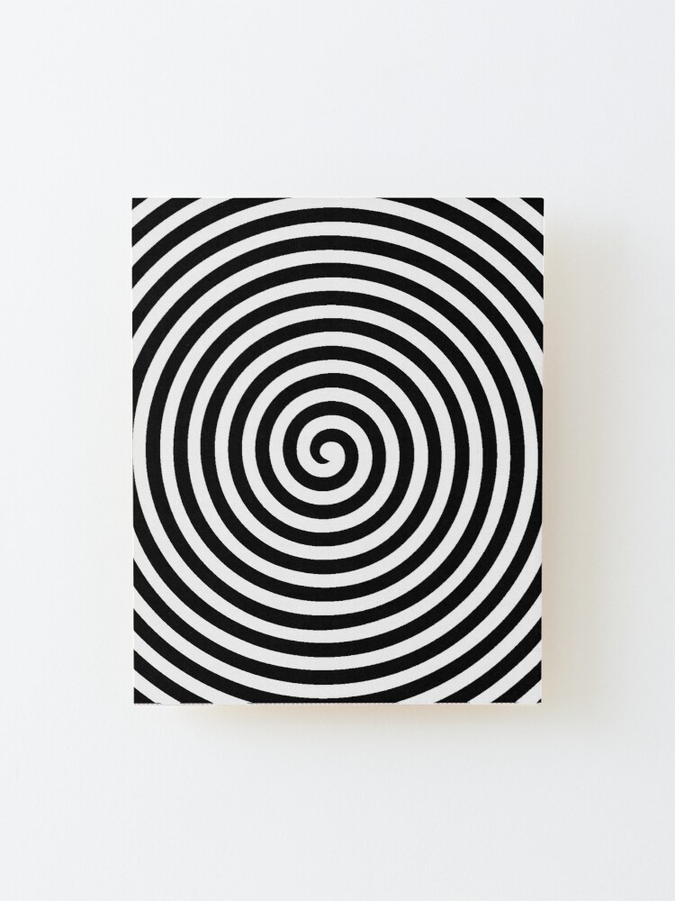 Alternate view of Spiral Mounted Print