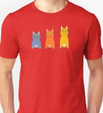 Three Little Cats T-Shirt