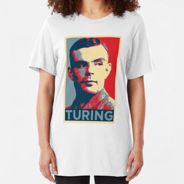 TURING Slim Fit T-Shirt