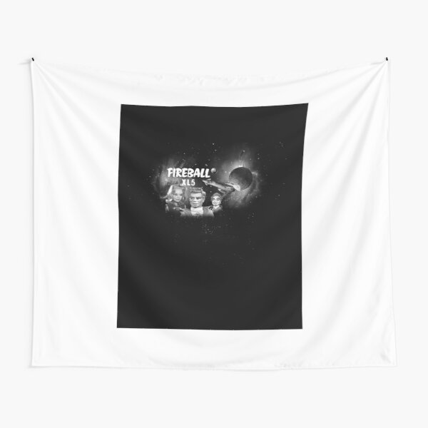 FIREBALL XL5 (1)  Tapestry