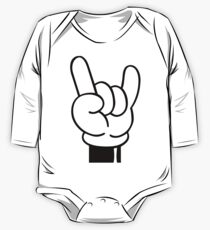 COOL FINGERS One Piece - Long Sleeve