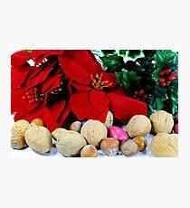 Happy Greeting Seasons Photographic Print