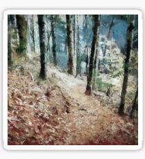 Woodland Trail Sticker