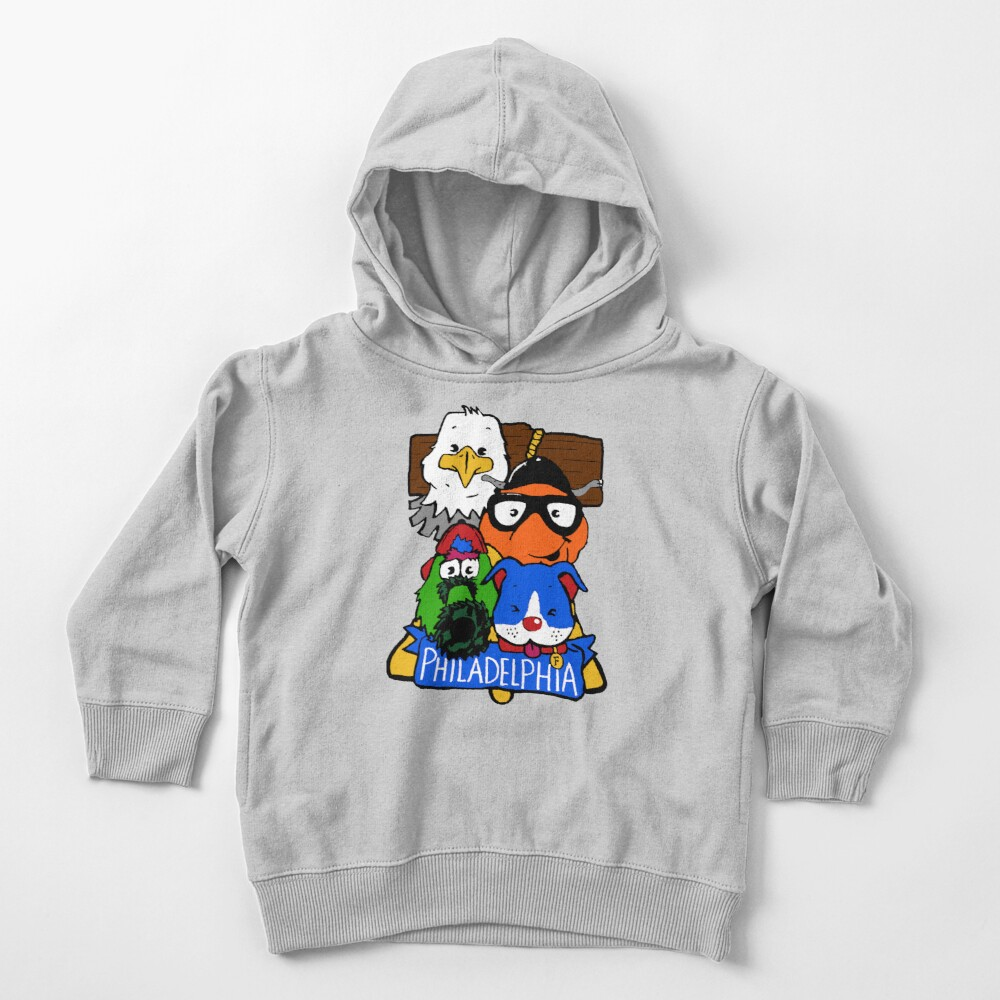 Philly Sporps! Toddler Pullover Hoodie