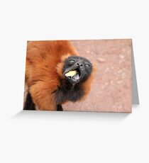 Manners Greeting Card