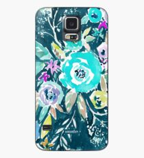 BEAUTY AND THE BADASS FLORAL Case/Skin for Samsung Galaxy