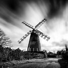 Polegate Windmill by willgudgeon
