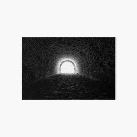 Tunnel Art Board Print