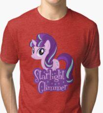 Starlight Glimmer Tri-blend T-Shirt
