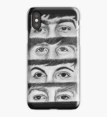 FAB FOUR EYES  iPhone Case/Skin