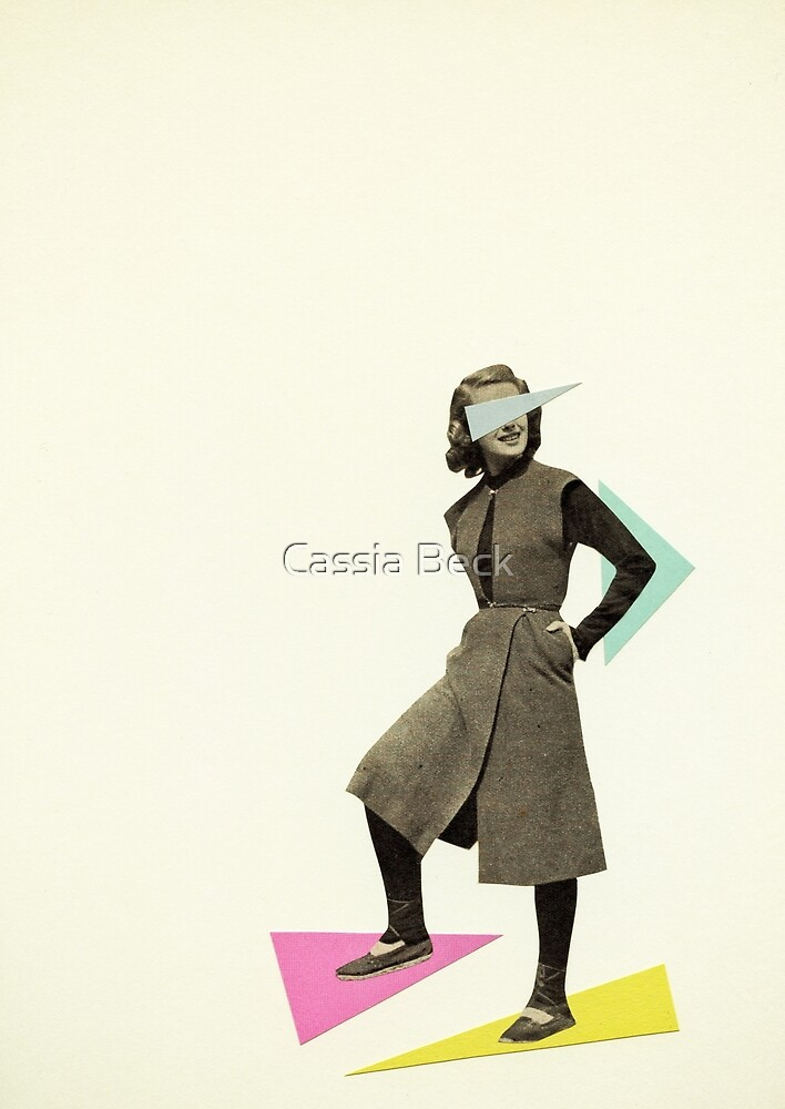 Shapely Figure by Cassia Beck