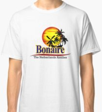 The Netherlands Antilles,Bonaire Classic T-Shirt