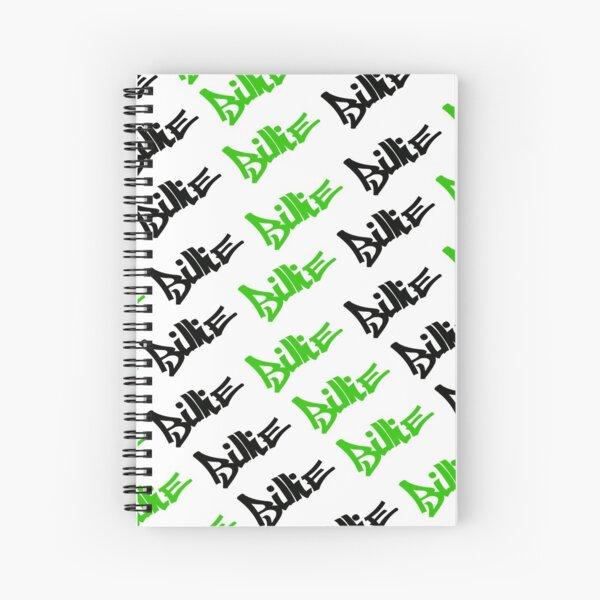 Billie  Spiral Notebook