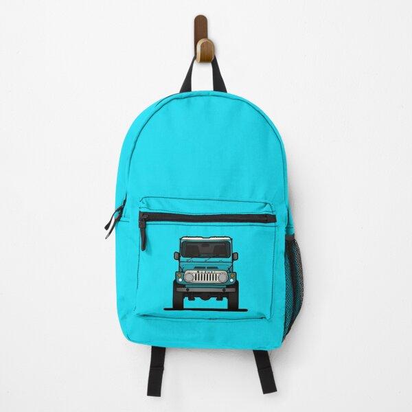 Suzuki LJ80 Front Backpack