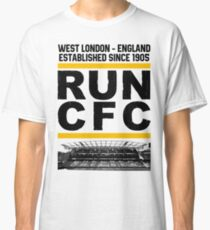 RUN CFC - Chelsea Football Club Classic T-Shirt
