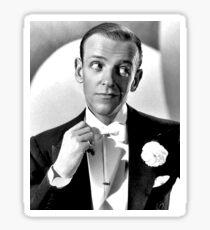 Fred Astaire Publicity Portrait Sticker