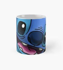 Experiment 626 (Stitch) Zoomed In Mug
