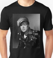 Marlon Brando the Wild One 1953 Unisex T-Shirt