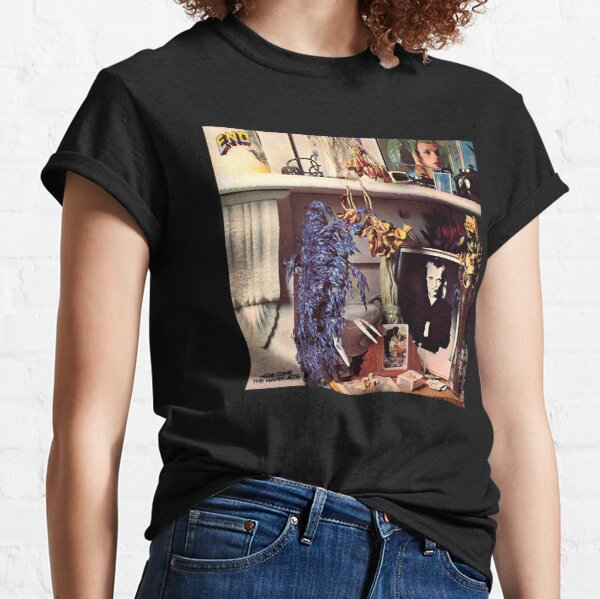 Brian Eno Here Come The Warm Jets Classic T-Shirt