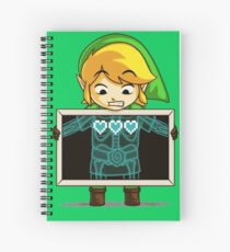 Zelda Spiralblock