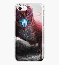 Cold Fire iPhone Case/Skin
