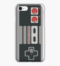 NES Realistic Controller Design iPhone Case/Skin