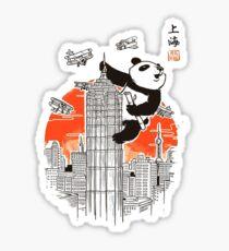 Meanwhile in Shanghai Sticker