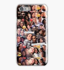 Terry Collage iPhone Case/Skin