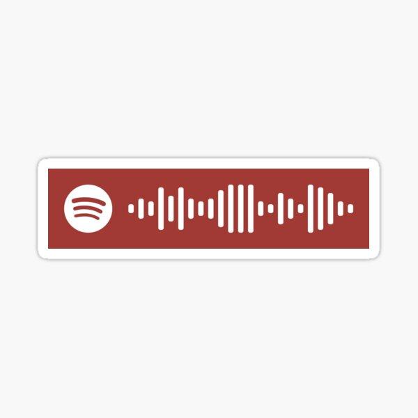 (J'ai eu) Le temps de ma vie - Bill Medley et Jennifer Wanes Spotify Code Sticker