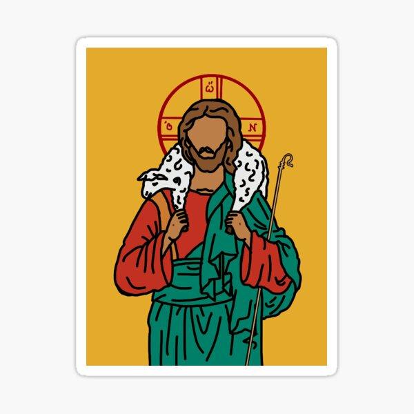 The Good Shepherd Sticker