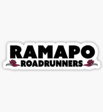 Ramapo College Roadrunners Sticker