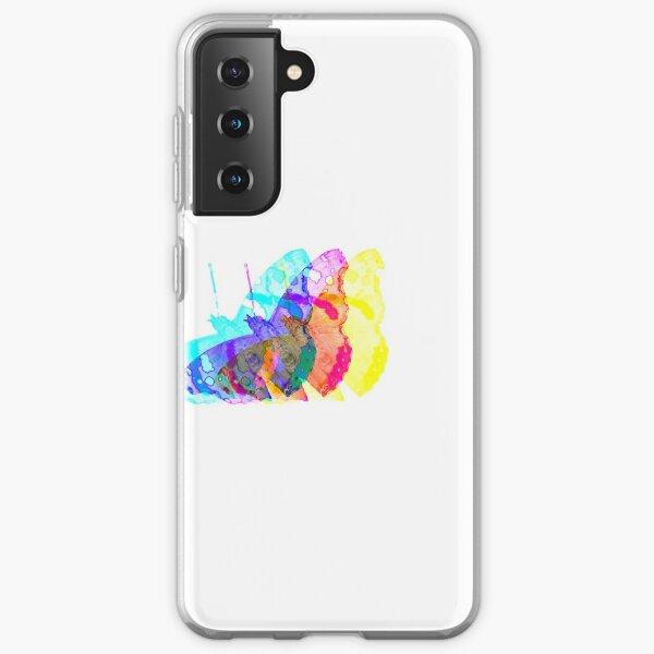 Butterfly Admiral Vanessa Atalanta Samsung Galaxy Soft Case