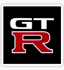 nissan GTR logo Sticker