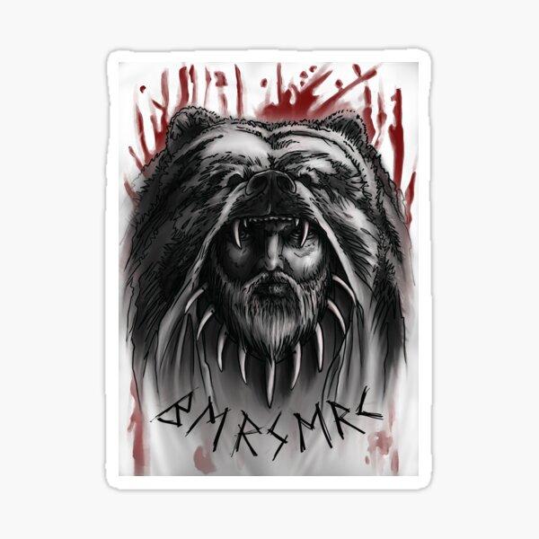 Berserker Sticker