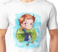Seven Deadly Sins Anime - KING chibi 2 Unisex T-Shirt