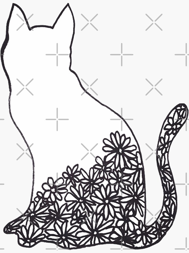 cat by glorialam