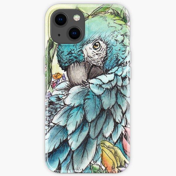 'Jungle Beauty'- Onyx Art Studios iPhone Soft Case