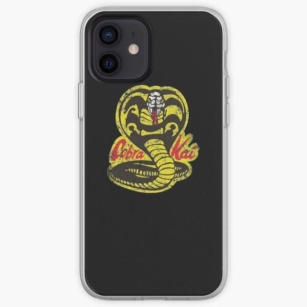 COBRA KAI Coque souple iPhone