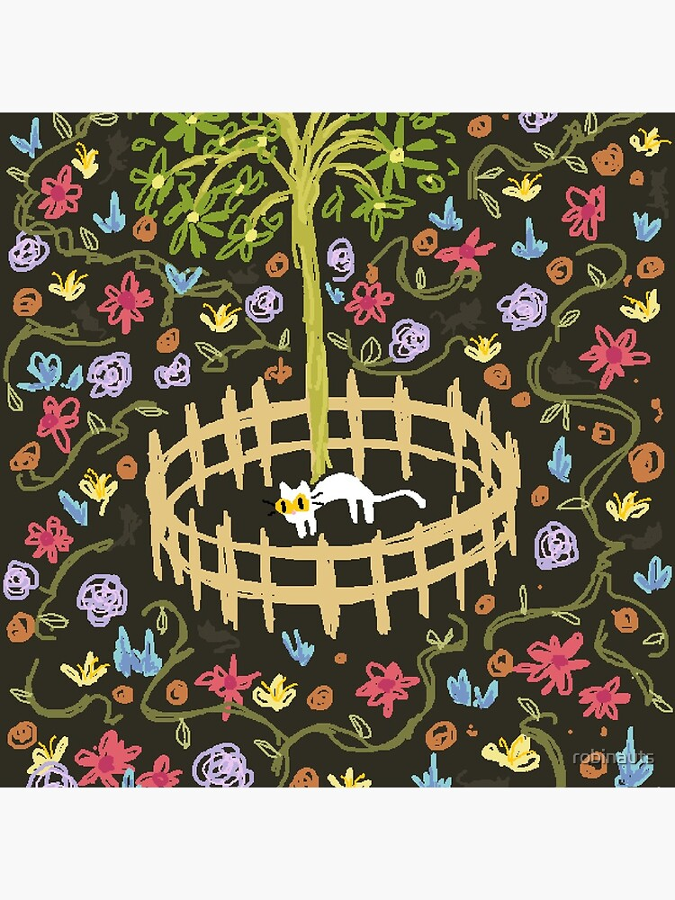 catcrumb in captivity by robinauts