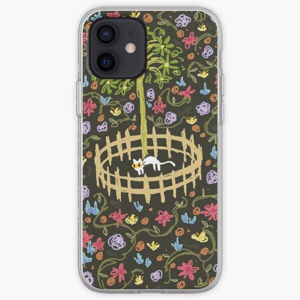 Catcrumb en captivité Coque souple iPhone