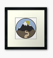 Explore and Adventure Outdoors Framed Print