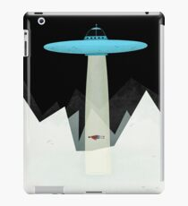 KIDNAPPED BY ALIENS iPad Case/Skin