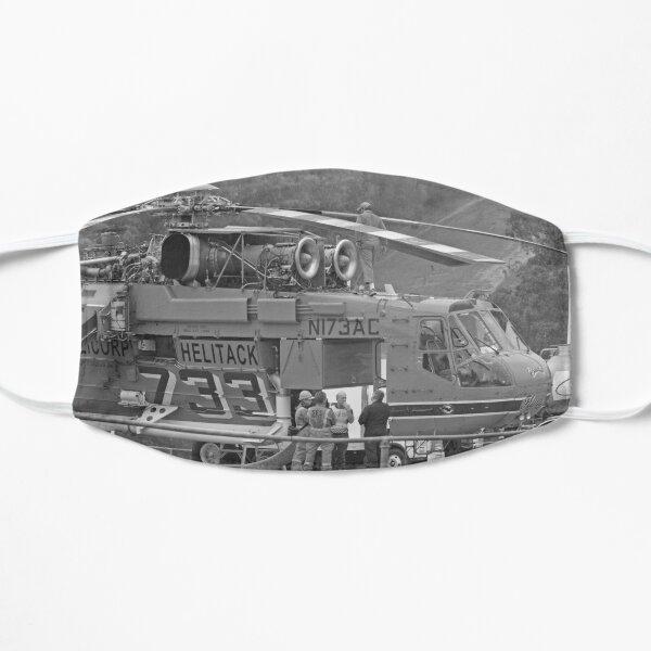 Helitack Air Crane Flat Mask