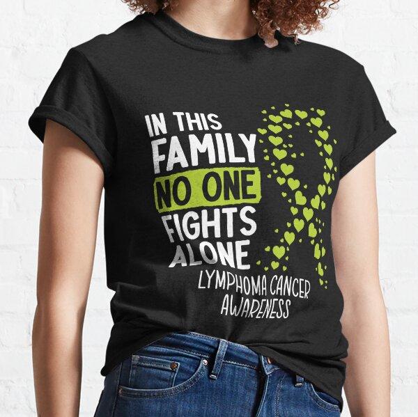 Lymphoma Cancer Awareness Classic T-Shirt